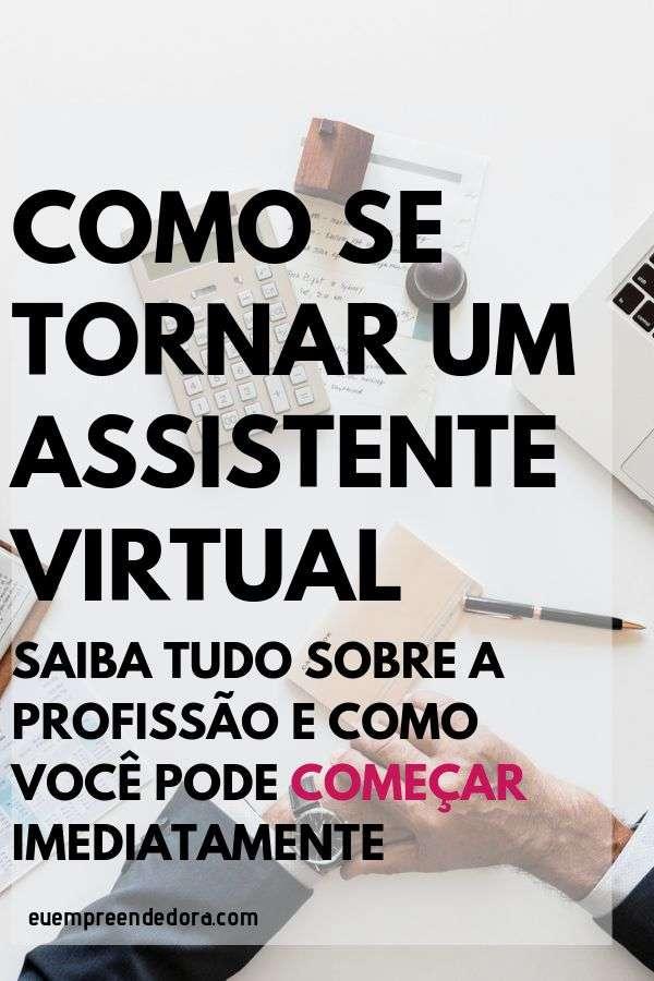 Curso Como ser assistente virtual