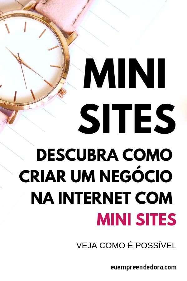 curso mini site ninja 2.0